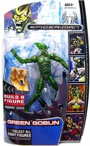 Marvel Legends Spider-Man Movie Action Figure Green Goblin [Sandman Build A Figure Piece!]