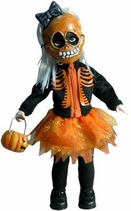Mezco Toyz Living Dead Dolls Series 18 HALLOWEEN Variant Calavera Only 275 Made!