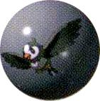Pokemon LOOSE Marble Starly