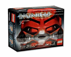 LEGO Bionicle Mini Set #8598 3x Krana & 2x Kanohi Masks