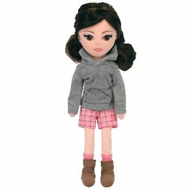 Ty Girlz Plush Doll Amazing Abby