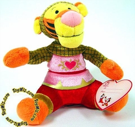 Disney Winnie the Pooh Exclusive 5 Inch Mini Plush Tigger [Valentine Plush]