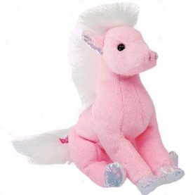 Ty Beanie Baby Pinkys Frilly the Horse