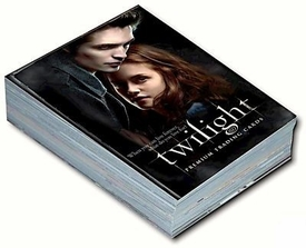Inkworks Twilight Movie Trading Cards Base Set [72 Cards!]