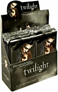NECA Twilight Movie Trading Card Box [24 Packs]
