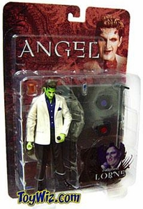 Buffy the Vampire Slayer Angel Figure Series 3 Judgement Lorne