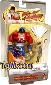 Sota Toys Street Fighter Series 1 Action Figure Sodom