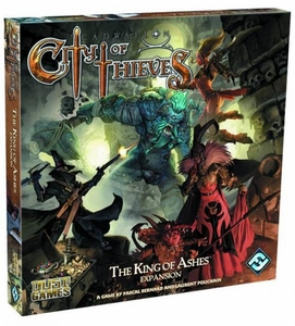 Cadwallon City of Thieves Fantasy Flight King of Ashes Expansion Set