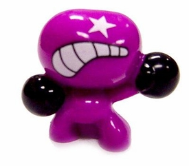 Crazy Bones Gogo's Series 1 LOOSE Single Figure #3 Sato