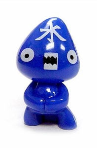 Crazy Bones Gogo's Series 1 LOOSE Single Figure #4 Okori