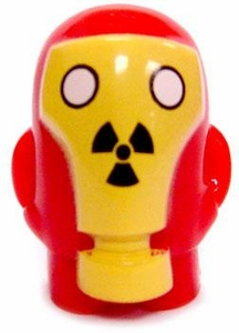 Crazy Bones Gogo's Series 1 LOOSE Single Figure #12 Nuclos
