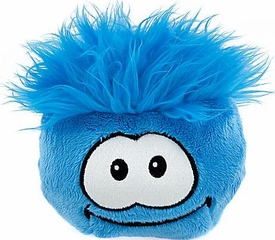 Disney Club Penguin 6 Inch DELUXE Plush Puffle Blue [Includes Coin with Code!]