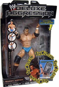 WWE Wrestling DELUXE Aggression Series 1 Action Figure Randy Orton