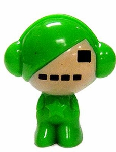 Crazy Bones Gogo's Series 1 LOOSE Single Figure #32 Pop