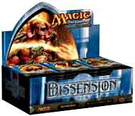 Magic the Gathering Dissension Booster BOX [36 Packs]