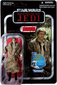 Star Wars 2011 Vintage Collection Action Figure #62 Han Solo [Trench Coat]