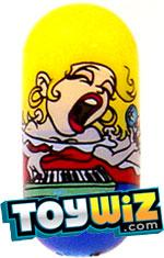 Mighty Beanz Series 3 Ultra Rare Rock Band Single #178 Diva Bean
