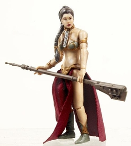 Star Wars 2011 Vintage Collection Action Figure #64 Slave Leia