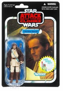 Star Wars 2011 Vintage Collection Action Figure #31 Obi Wan Kenobi