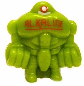 Crazy Bones Gogo's Series 1 LOOSE Single Figure #60 Alkaline