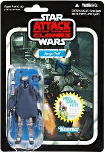 Star Wars 2011 Vintage Collection Action Figure #34 Jango Fett