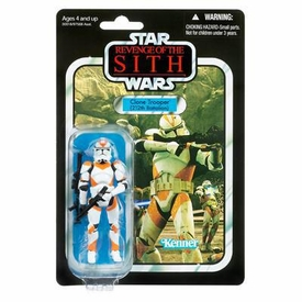 Star Wars 2011 Vintage Collection Action Figure #38 Clone Trooper [212th Attack Battalion]