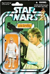 Star Wars 2011 Vintage Collection Action Figure #39 Luke Skywalker [Death Star Escape]