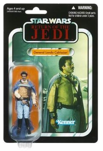 Star Wars 2011 Vintage Collection Action Figure #47 General Lando Calrissian