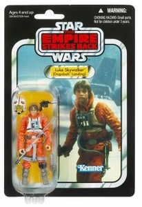 Star Wars 2011 Vintage Collection Action Figure #44 Luke Skywalker [Dagobah Landing]