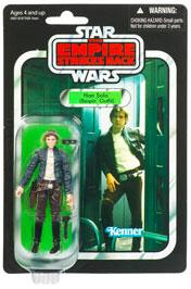 Star Wars 2011 Vintage Collection Action Figure #50 Han Solo [Bespin Outfit]