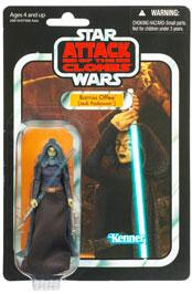 Star Wars 2011 Vintage Collection Action Figure #51 Barriss Offee [Jedi Padawan]