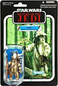 Star Wars 2011 Vintage Collection Action Figure #55 Logray [Ewok Medicine Man]