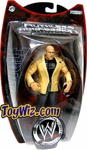 WWE Jakks Pacific Wrestling Action Figure Ruthless Aggression Series 10 Kurt Angle