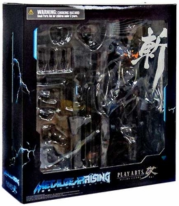 Metal Gear Rising: Revengeance Play Arts Kai Action Figure Raiden