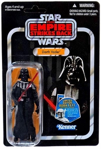 Star Wars 2011 Vintage Collection Action Figure #08 Darth Vader [Empire Strikes Back]
