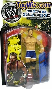 WWE Jakks Pacific Wrestling Action Figure Ruthless Aggression Series 10.5 Charlie Haas