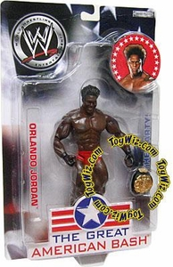 WWE Jakks Pacific Wrestling Great American Bash Pay Per View Action Figure Orlando Jordan BLOWOUT SALE!