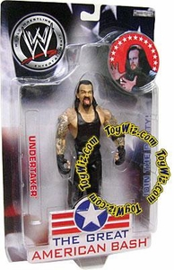 WWE Jakks Pacific Wrestling Great American Bash Pay Per View Action Figure Undertaker