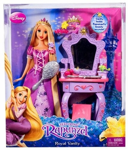 Disney Tangled Playset Rapunzel's Royal Vanity
