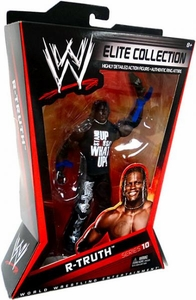 Mattel WWE Wrestling Elite Series 10 Action Figure R-Truth BLOWOUT SALE!