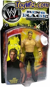 WWE Jakks Pacific Wrestling Action Figure Ruthless Aggression Series 10.5 Bradshaw (JBL)