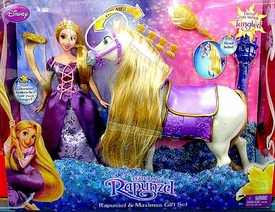 Disney Tangled Rapunzel Exclusive Rapunzel & Maximus Gift Set