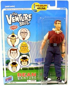 Bif Bang Pow! Venture Bros. Series 2 Action Figure Dean Venture