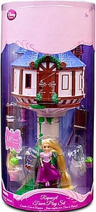 Disney Tangled Exclusive Rapunzel Tower Playset