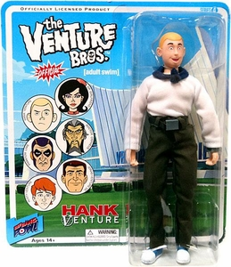 Bif Bang Pow! Venture Bros. Series 4 Action Figure Hank Venture