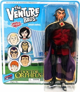 Bif Bang Pow! Venture Bros. Series 5 Action Figure Dr. Orpheus