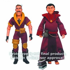 Bif Bang Pow! Venture Bros. Series 9 Set of Both Action Figures Shore Leave & Alchemist  Pre-Order ships March