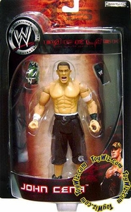 WWE Jakks Pacific Wrestling PPV 13 Action Figure John Cena
