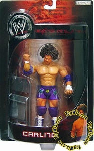 WWE Jakks Pacific Wrestling PPV 13 Action Figure Carlito