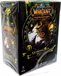 World of Warcraft Trading Card Game Champion Deck Hogger